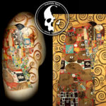 Tattoo tattoos austin best artist texas awesome badass cute wicked dark evil men women guys girls cool realism realistic color black and grey traditional art male female men's women's awesome klimt