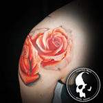 Tattoo tattoos austin best artist texas awesome badass cute wicked dark evil men women guys girls cool realism realistic color black and grey traditional art male female men's women's awesome roses