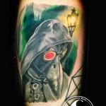 Tattoo tattoos austin best artist texas awesome badass cute wicked dark evil men women guys girls cool realism realistic color black and grey traditional art male female men's women's colorbomb awesome